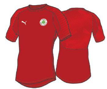 2019 Season Red Training Jersey